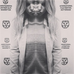 "@maureenvdhout's photo: ""siamese #iffr #school #films #girl #weird"""