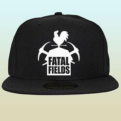 23cef5ba979 Fortnite fatal Fields Snapback Hat FREE SHIPPING Flat bill xbox PS4 How To  Wash Hats
