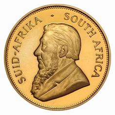 The first national bullion coin in the world, the South African Krugerrand was devised to demonstrate the quality of that country's gold.