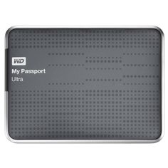 Amazon.com: WD My Passport Ultra 1TB Portable External USB 3.0 Hard Drive with Auto Backup - Black: Computers & Accessories