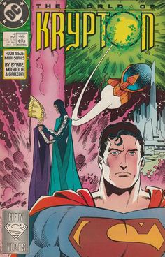 The World of Krypton # 4 DC Comics Vol. 2