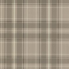 Ahhhh, settle down by the roaring fire, put your feet up, and admire this gorgeous taupeCaledonian tartan wallpaper by Fine Decor. It's paste the wall too, making it quick and easy to hang with less mess.