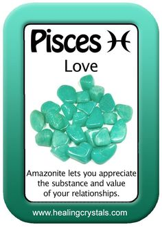 We are a company dedicated to energetically healing the planet one crystal at time. Gems And Minerals, Crystals Minerals, Crystals And Gemstones, Stones And Crystals, Gem Stones, Pisces Fish, Pisces Love, Pisces Woman, Pisces Quotes