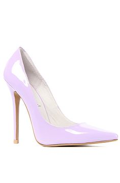Jeffrey Campbell Heel Darling in Lilac : Karmaloop.com - Global Concrete Culture