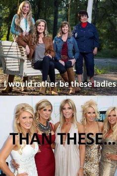 Absolutely!! LADIES of Duck Dynasty