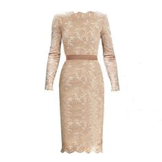 Princess Style Kate Royal Jubilee Latte Cream Lace Dress Long Sleeve Lace Dress | eBay