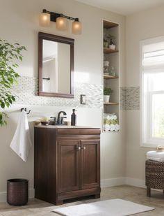 8 Stylish Bathroom Tile Ideas & 639 best Bathroom Inspiration images on Pinterest in 2018 ...