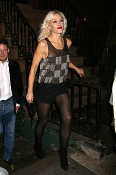 Gwen Stefani Bra Size and Body Measurements