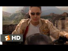 Lara Croft Tomb Raider 2 (2/9) Movie CLIP - Riding the Great Wall (2003) HD - YouTube