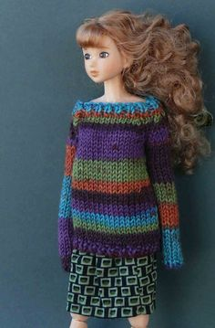 Momoko sweater.