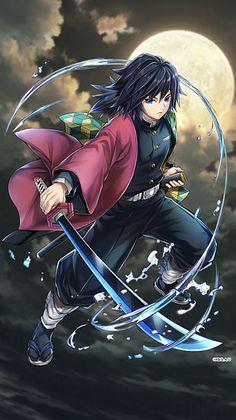 Anime Wallpaper Phone, Cool Anime Wallpapers, Animes Wallpapers, Cool Anime Guys, Anime Love, Demon Slayer, Slayer Anime, Chica Anime Manga, Anime Art