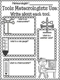 Weather-Research-Writing-Unit-for-K-2nd-Grades-o-591771 Teaching Resources - TeachersPayTeachers.com