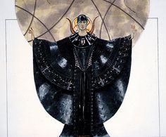 Stargate.  Jaye Davidson as Ra.  #josephporrodesigns