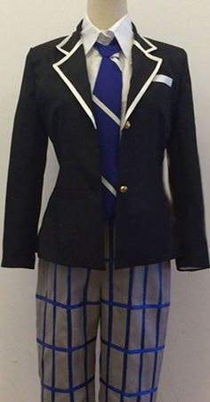 Camplayco Yamada-kun and seven witches Yamada Riyu Cosplay Costume >>> See this great product.