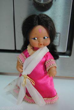 MUÑECA MAHARANI MAJARANI RANI LAS AVENTURAS DE BARRIGUITAS MARCADA FAMOSA 97 in Juguetes, Muñecas y accesorios, Muñecas modelo y accesorios | eBay