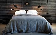 decoración de dormitorios con cabeceros de madera