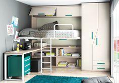Habitación juvenil de la colección Home at home