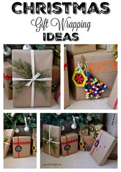 2015 Christmas Gift Wrapping Ideas