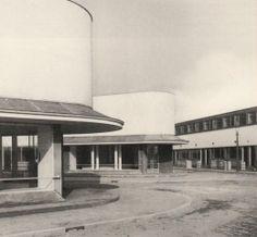 Schitterend. Rotterdam, de Kiefhoek, architect J.J.P. Oud (1890-1963)
