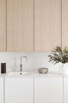 Kitchen Room Design, Modern Kitchen Design, Home Decor Kitchen, Interior Design Kitchen, Home Kitchens, Helsinki, Home Remodeling, Furniture Design, Decoration