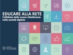"""Il volume in PDF """"Educare alla Rete"""""""