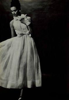 rebelheartscouture: Marc Bohen for Christian Dior Haute Couture, 1963