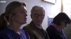 Holby City Guest star Paul O'Grady was on hand to cheer Chrissie up. Holby City, Medical Drama, Cheer, Survival, Stars, Tv, Humor, Television Set, Sterne