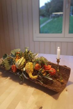 Flora, Table Decorations, Tobias, Fall, Autumn, Plants, Home Decor, Gardens, Garden Care