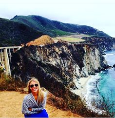 Happy 🌏 Day. Stay sexy, California ✌🏻• • #pch #cali #california #bigsur #highway1 #view #ocean #inspiration #calocals - posted by K A T E 🍍S I M O N https://www.instagram.com/thekatesimon - See more of Big Sur, CA at http://bigsurlocals.com