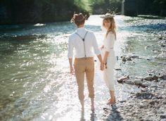 Au détour de la rivière… | Blog mariage, Mariage original, pacs, déco
