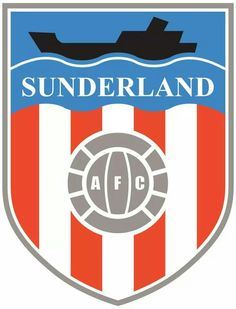 1980s logo converted Sunderland Football, Sunderland Afc, Sports Clubs, Sports Logos, Mindfulness Training, Team Mascots, England Football, Old Logo, Football Uniforms