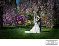 Spring Flowers Long Island Wedding