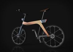 rubybike concept extends lifecycle with upgradable electric package and swappable parts