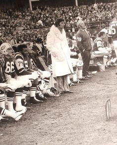 Joe Namath On Sidelines With New York Jets 1969 'Broadway Joe'.
