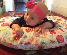 Baby Ava @ 2 1/2 months