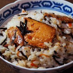 お魚混ぜご飯