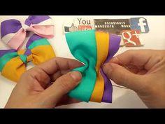 Image gallery – Page 557883472591025090 – Artofit Ribbon Hair Bows, Diy Hair Bows, Diy Bow, Hair Bow Tutorial, Blog Couture, Hair Decorations, Boutique Hair Bows, Making Hair Bows, Girls Hair Accessories