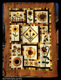 Yea it's done. It has been a few years since I started this quilt. It was a BOM at Sager Creek Quilt Shop . Pam's (the owner) fri...