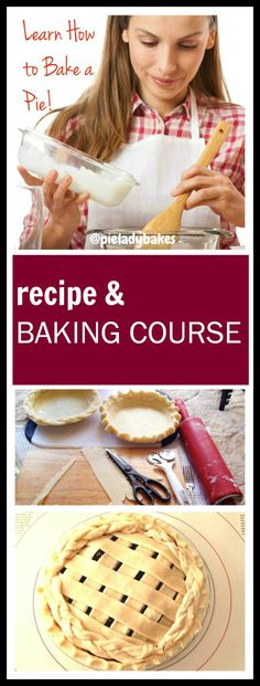 Baking Course is a FREE gift!