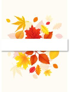 Autunno - background