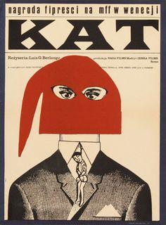 El verdugo (1963), Luis García Berlanga.  Autor: Maciej Hibner.