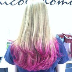 Hair by Christine Strigh