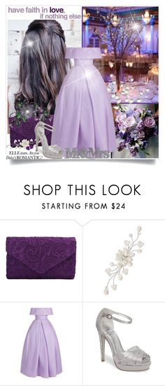 """""""Untitled #1032"""" by beautifulplace ❤ liked on Polyvore featuring NOVICA, Naeem Khan and Adrianna Papell"""