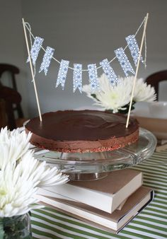CAKE. | events + design: real parties: a bookish birthday brunch