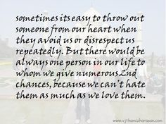 #Lovedones http://vjthamizharasan.com/inspiring-quotes/