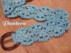 DE MIS MANOS TEJIDOS Y MAS...: Correa a crochet