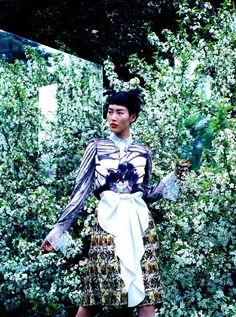 Vogue US August 2014