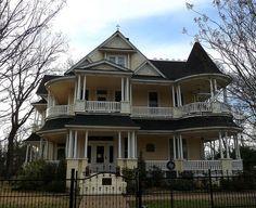 Northcutt House 1902 (Longview, Texas)
