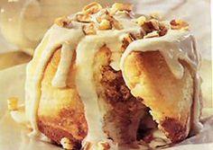 Creamy Cinnamon Rolls Recipe