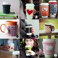 Link Love: Coffee Cozies